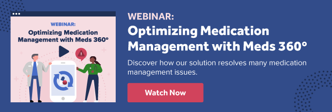 Optimizing Medication Management