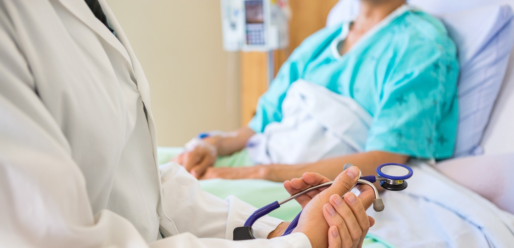 patient care in hospitals