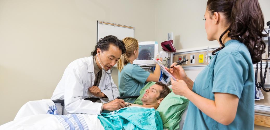 patient intake