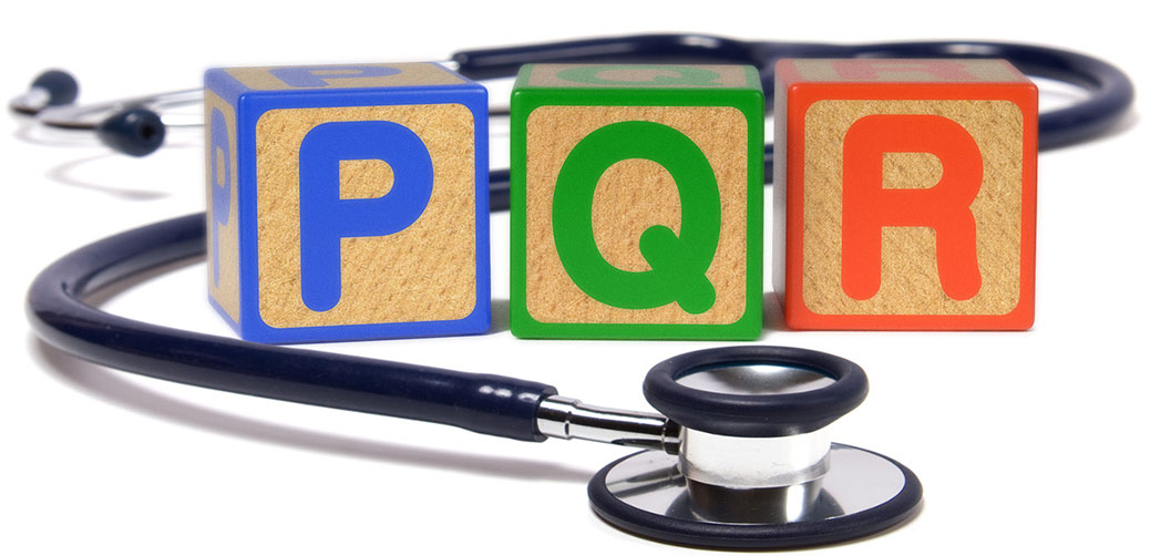 The PQRs of Healthcare
